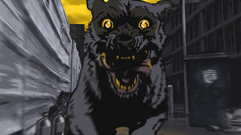 Waltz with Bashir dogs