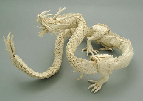dragon-origami