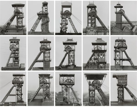 Winding Towers (1983)
