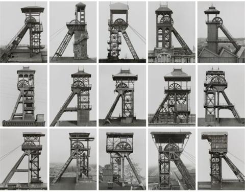 Winding Towers (1983)